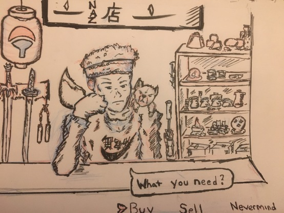 Shop Keeper - AwaBeats