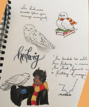Hedwig - Gianna Gathman