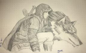 Wolf Link - Gianna Gathman